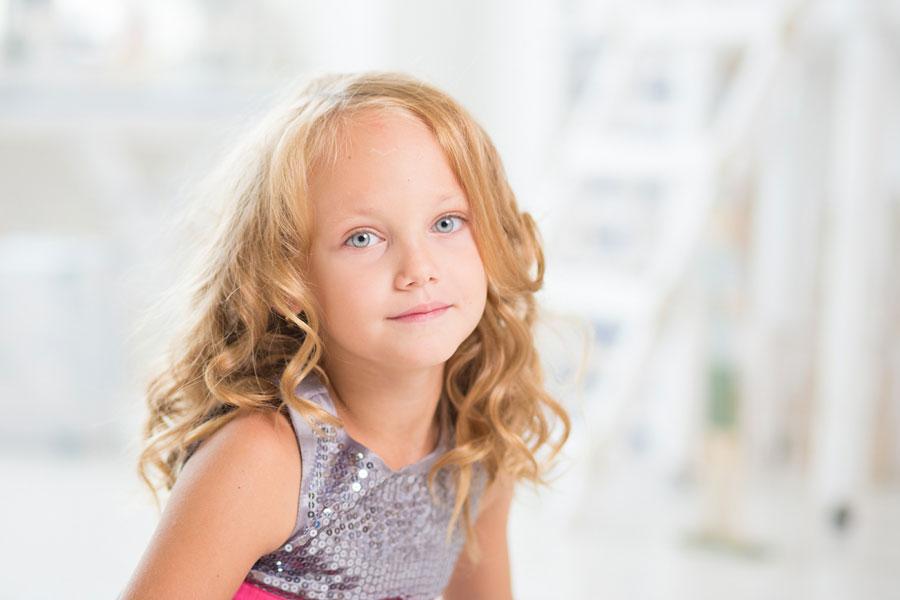 Friseur für Kinder