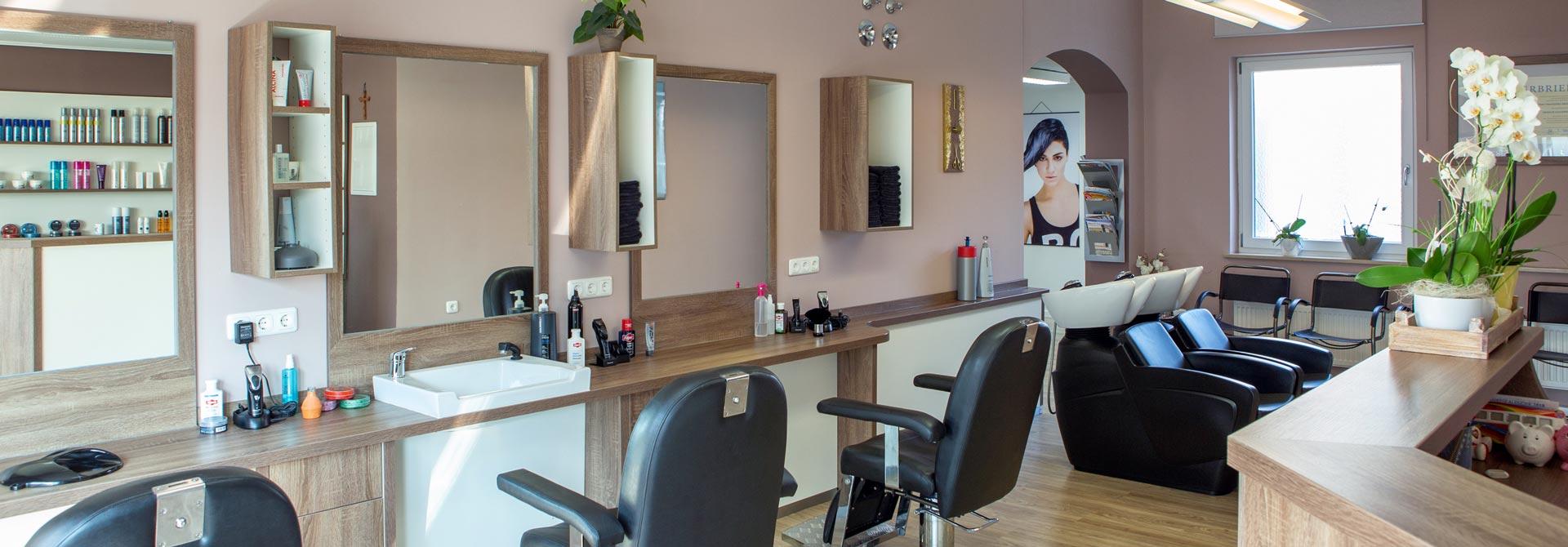 Friseursalon Haarwerk in Landshut