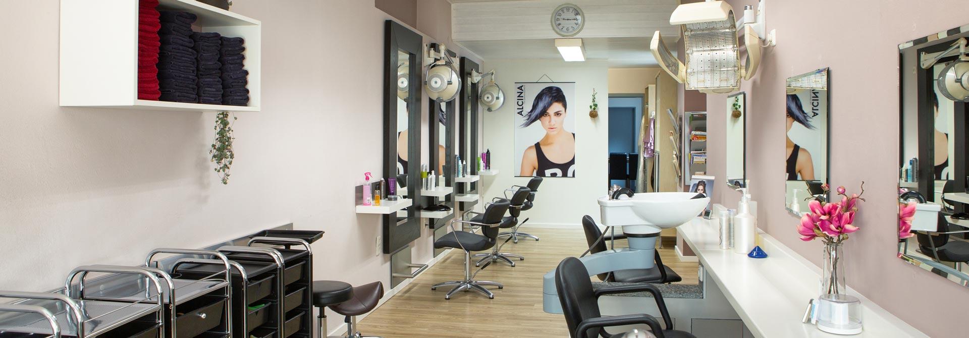 Team von Friseur Haarwerk in Landshut